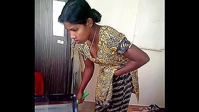 Young Indian Maid